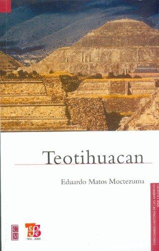 Teotihuacan (Fideicomiso Historia De Las Americas) por Eduardo Matos Moctezuma
