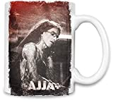 Clubbing Designs Ajja Dj Unique Coffee Mug | 11Oz Ceramic Cup| The Best Way to Surprise Everyone On Your Special Day| Custom Mugs by