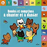 Rondes et comptines à chanter à danser + CD