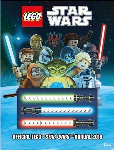 Official Lego® Star Wars Annual 2016 (Lego Annuals) por Egmont UK Ltd