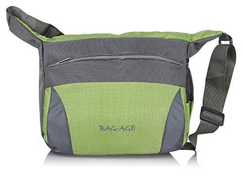 Bag-Age Messenger Premium School College Backpack 10 Liter
