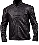 F&H Boy's Superman Jacket XXS Black