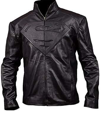 F&H Kid's Superman Jacket XXS Black