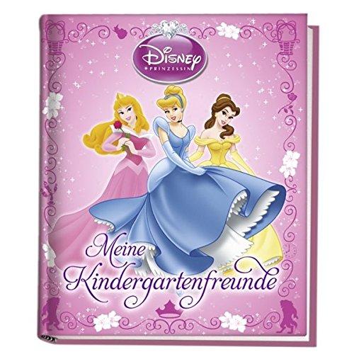 Disney Prinzessin Kindergartenfreundebuch: Meine Kindergartenfreunde - Ariel Album