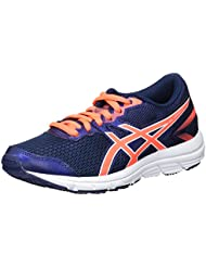 Asics Gel-Zaraca 5 Gs, Chaussures de Running Mixte Bébé