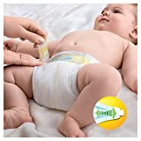 Pampers Premium Protection Nappies New Baby Jumbo Pack - Size 1, Pack of 72 Bild 2