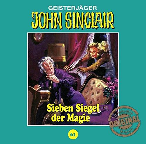 John Sinclair (61) Sieben Siegel der Magie (Teil 1/3) (Jason Dark) Tonstudio Braun / Lübbe Audio 2017
