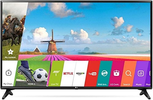 LG 123 cm (49 inches) 49LJ554T Full HD LED Smart...