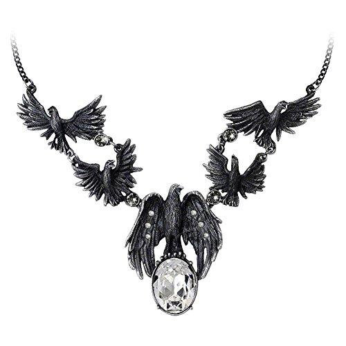 Pendente A Murder di Crows Alchemy Gothic