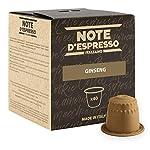 Note D'Espresso Preparato Solubile in Capsule per Bevanda al Gusto di Cappuccino e Vaniglia - 260 g (40 x 6.5 g…