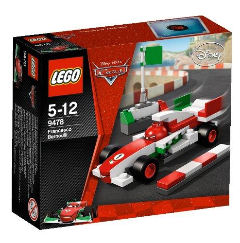 Preisvergleich Produktbild Lego Cars 9478 - Francesco Bernoulli