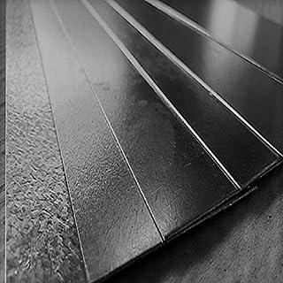 Flachstahl Flachmaterial Flacheisen V2A, V4A, Aluminium, Stahl, Edelstahl (Aluminium 1,5mm x 60mm x 1000mm)