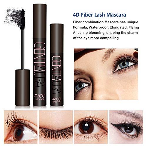 Zoom IMG-2 4d silk fiber eyelash mascara