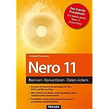 Nero 11: Brennen - Konvertieren - Daten sichern (Action)