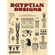 Egyptian Designs (Dover Pictorial Archives)
