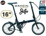 DAHON Faltrad JIFO 16Zoll/UltraKompakt 9,1kg Modell 2015/16
