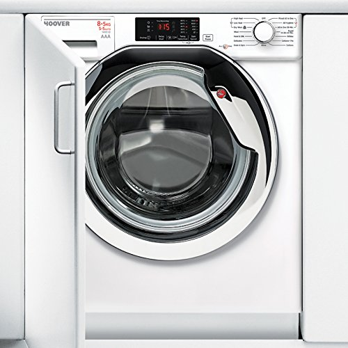 HBWD8514DAC Washer Dryer 8kg Load 1400rpm Spin A Energy Rating in White