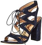 Sam Edelman Womens Yardley Heeled Sandal, Jute, 10 M US