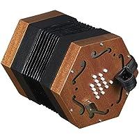 Trinity College ap-223030-button English-style Concertina–Luz Marrón