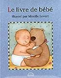 Livre de bebe-bleu