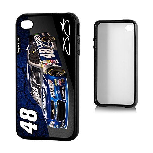 Jimmie Johnson iPhone 4 & iPhone 4s Bumper Case #48 Lowe's NASCAR