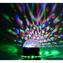 Luce della fase del LED, Intsun Mini magica di cristallo