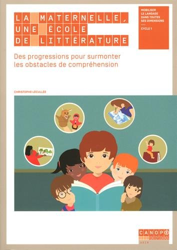 La Maternelle, une Ecole de Litterature