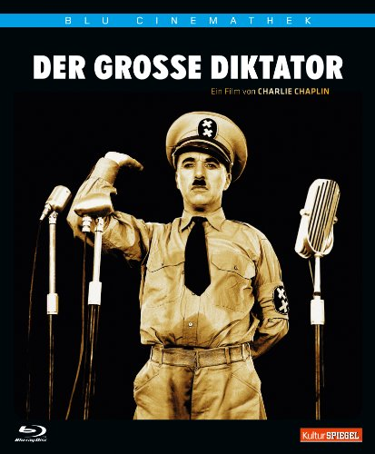 Bild von Charlie Chaplin - Der große Diktator - Blu Cinemathek [Blu-ray]