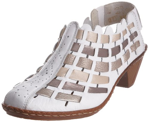 rieker-sina-46778-81-escarpins-femme-blanc-black-41-eu-taille-fabricant-75-uk