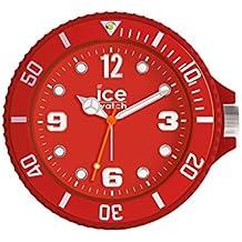 Ice-Watch 015202Ice Alarm Clock Orologio unisex analogico in plastica luce allarme rosso