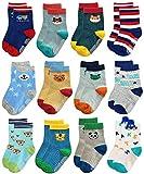 Best Grip Socks - Trendy Dukaan Kids Cotton Grip Socks Review