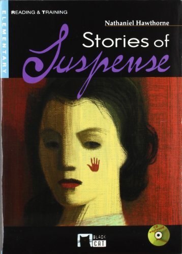 Stories Of Suspense + Cd (Black Cat. reading And Training)