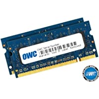OWC 6GB (2+4GB) PC2-6400 DDR2 800MHz SODIMM 200 Pin Memory Upgrade Kit for Apple iMac Intel 2.4GHz-3.06GHz April 2008, MacBook White 2.13GHz May 2009. Model OWC6400DDR2S6GP
