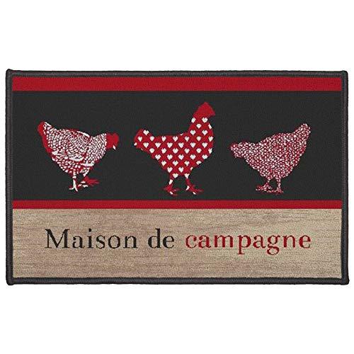 Douceur d'Intérieur Maison Campagne - Alfombra Decorativa