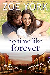No Time Like Forever: A Small Town Romance (Wardham Book 7) (English Edition)