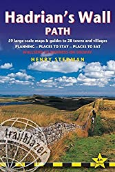 Hadrian's Wall Path: British Walking Guide: planning, places to stay, places to eat; includes 59 large-scale walking maps (British Walking Guides) Fourth edition by Stedman, Henry (2015) Taschenbuch