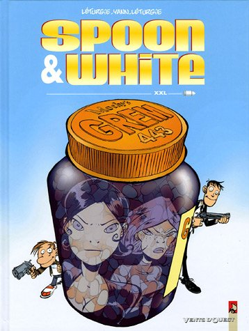 Spoon & White, Tome 6 : XXL