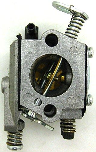 Porta Carbure Carb carburatore Fits STIHL 021023025MS210MS230MS250Chainsaw 11231200603, WALBRO WT 286& Zama C1QS11E