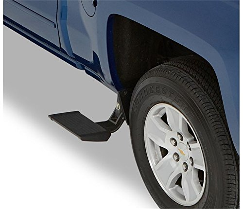 Bestop 75407-15 TrekStep Retractable Step Side Mounted by Bestop