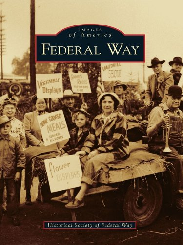 Federal Way (Images of America (Arcadia Publishing)) (English Edition)