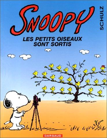 Snoopy, tome 31 : Les petits oiseaux sont sortis