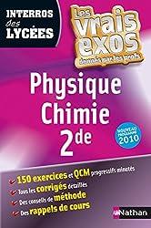 Interros des lycées Physique-Chimie 2 de