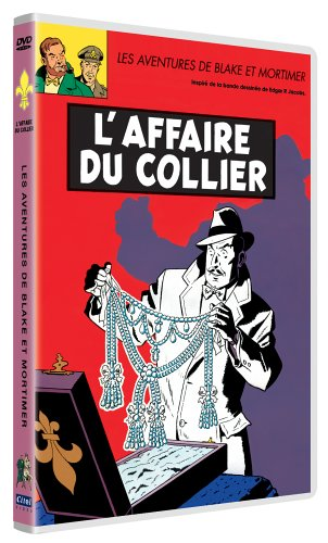 Vignette du document Les  aventures de Blake et Mortimer. L'affaire du collier