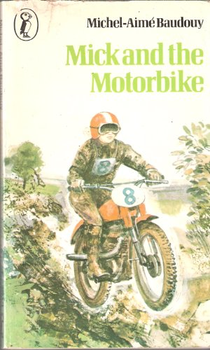 Mick and the motorbike