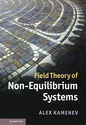 Field Theory of Non-Equilibrium Systems Hardback