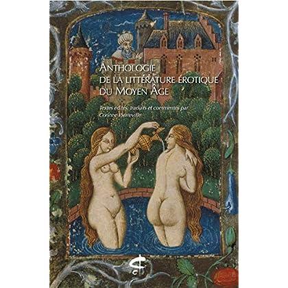 Anthologie de la littérature érotique du Moyen Age