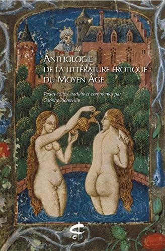 Anthologie de la littérature érotique du Moyen-Age par Collectif