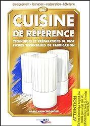Michel maincent morel livres biographie for Fiche technique de fabrication cuisine collective