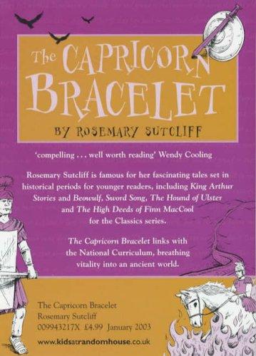 The capricorn bracelet