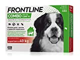 Frontline Combo Spot-On 3 Pipette Cane XL (superiore a 40 kg)